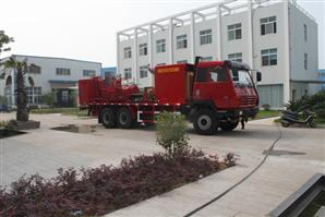 YLC70-600 Acid Fracturing Truck