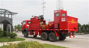 Truck Mounted Acidizing Pumps