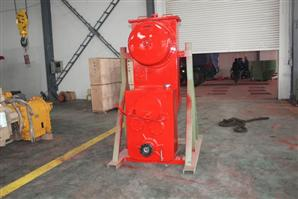 Transmission Box for Rotary Table